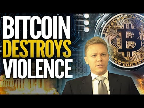 How Bitcoin Destroys The Economics Of Violence - Trace Mayer
