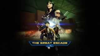 AR-K The Great Escape. Steam Official Trailer (Gato Salvaje Studio)