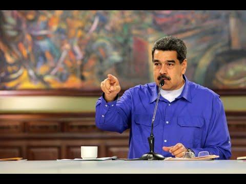 ترامب ومادورو يعلنان عن اتصالات بين واشنطن وكراكاس  - نشر قبل 5 ساعة
