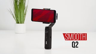 Zhiyun Smooth Q2 [TUTORIAL en ESPAÑOL]