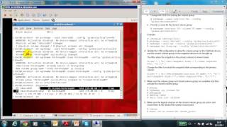 Falconstor CDP- Linux LVM Data Recovery