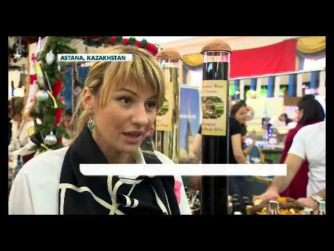 Kazakh capital hosts diplomatic christmas charity BAZAAR-2014
