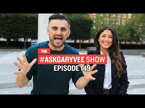 #AskGaryVee Episode 149: London Calling