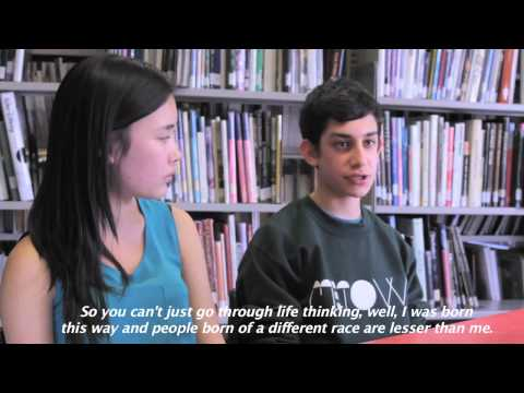 Students on Discrimination Clip 4