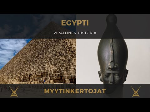 Egypti - virallinen historia
