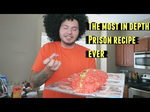 How to make a prison tamale