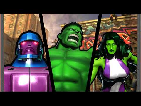 ULTIMATE MARVEL VS CAPCOM 3 + SECOND TRY + Let´s play #2 |