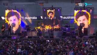 Vance Joy - AFL Grand Final After Party