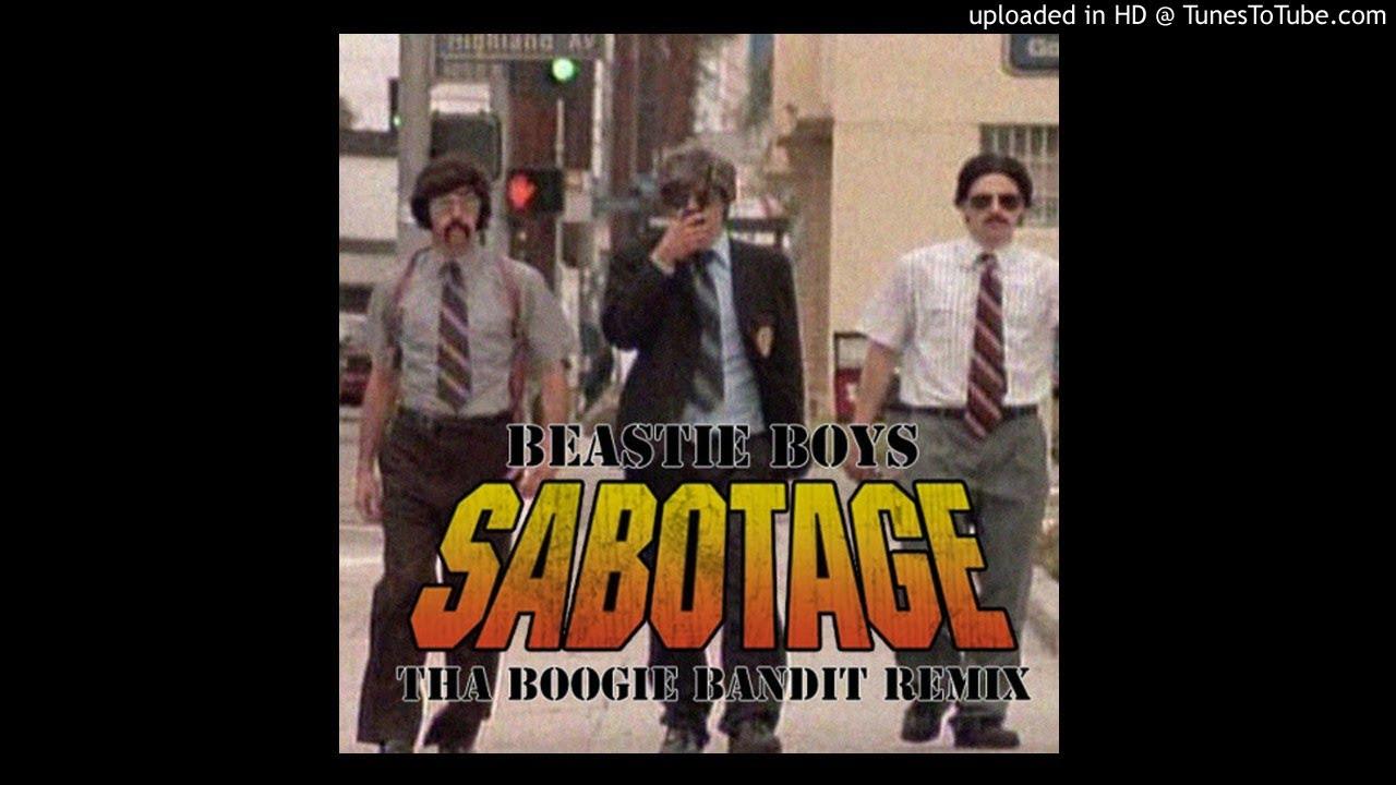 Sabotage Beastie Boys