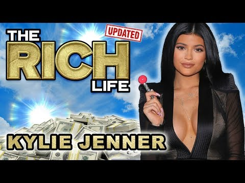 Kylie Jenner | The Rich Life | Youngest Self-Made Billionaire, Playboy Model & more