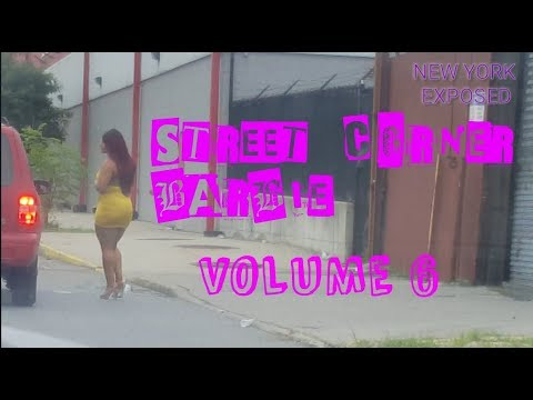 BROOKLYN TRACK-STREET CORNER BARBIE VOLUME 6 ON THE BLADE