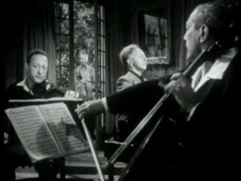 Mendelssohn Trio in D minor, second movement