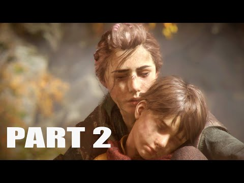 A PLAGUE TALE INNOCENCE Walkthrough Campaign Gameplay Part 2 - RETRIBUTION (PS4 PRO)