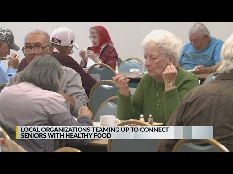 Local groups collaborate to help New Mexico seniors eat healthier