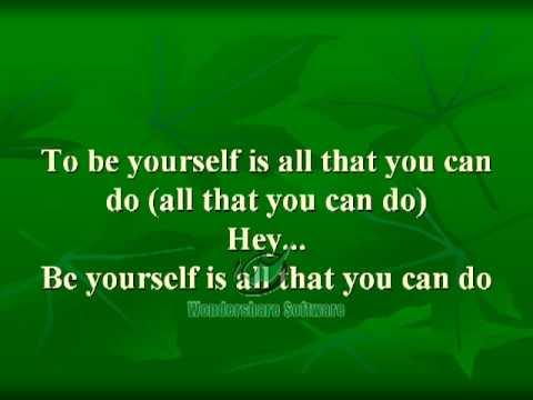 Audioslave - Be Yourself Lyrics