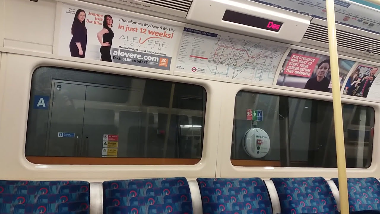 London Underground Jubilee Line  Minutes After The Strike X Station Closures In A Row