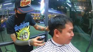 Video Stefan the barbers - Pae black arm ( Nude barbershop ) download MP3, 3GP, MP4, WEBM, AVI, FLV Oktober 2018