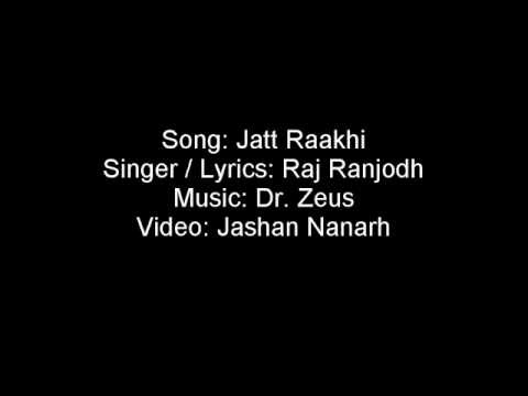 Jatt Raakhi | Raj Ranjodh | LYRICS