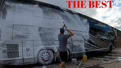 PROFESSIONAL RV WASH, WAX AND DETAIL TIPS