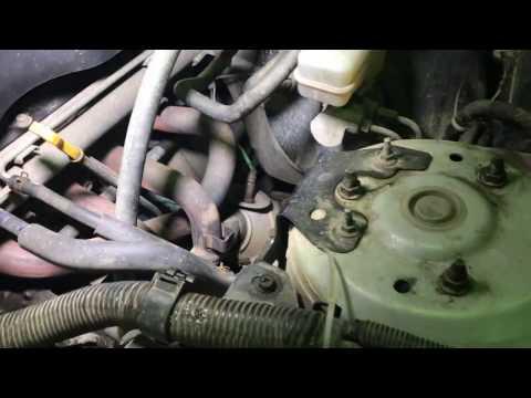Suzuki Grand Vitara 3 Двигатель 2.4 Трещина в блоке