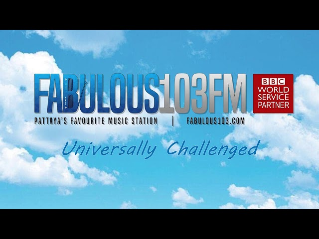 UNIVERSALLY CHALLENGED - 18th December 2020