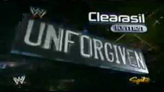 WWE Unforgiven 2004 Smash-Up