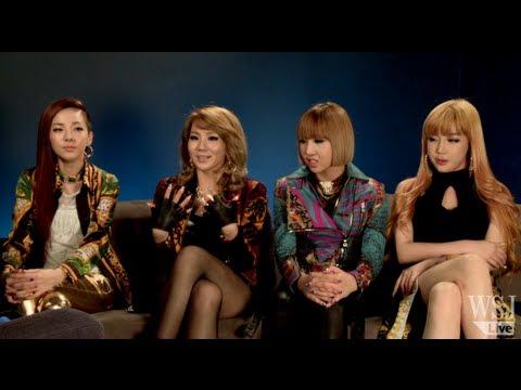 K-Pop Group 2NE1 Discuss Breaking Into the U.S.