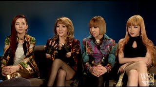 K-Pop Group 2NE1 Discuss Breaking Into the U.S.