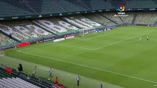 Calentamiento Real Valladolid  CF vs Levante UD