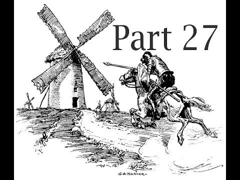 Audiobook: Don Quixote English part 27