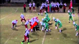 Devin Chiles SR Highlights - McCormick HS 2014
