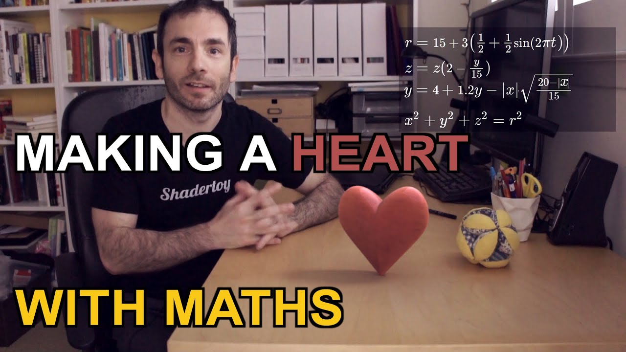 formulanimations tutorial :: making a heart with maths