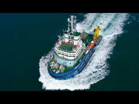 "IRSHAD Received of Dive Maintenance & Support Vessel ""Remah 1"""