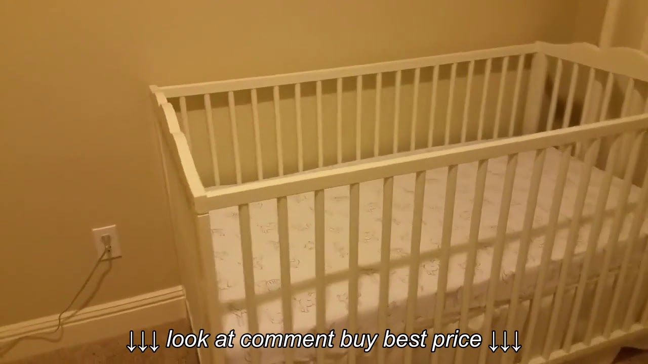 Ikea Hensvik Crib Assembly And Review Youtube