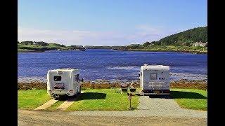 Reisebericht Kinloch Campsite (Isle of Skye - Schottland) Juni 2017