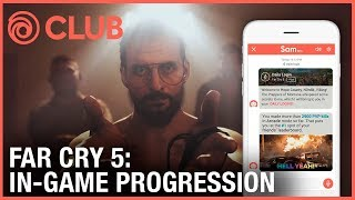 Ubisoft Club: Your In-Game Progression in Far Cry 5 | Ubisoft [NA]