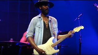 Gary Clark Jr., Cold Blooded, Prospect Park, Brooklyn, NY 8-9-18 Video
