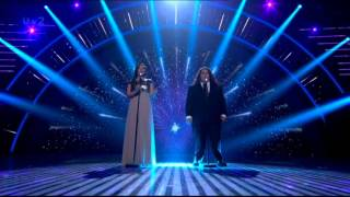 Jonathan and Charlotte on BGT - You