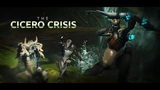 Cicero Crisis (Event) -  Warframe with Giant Bomb Heavy INC