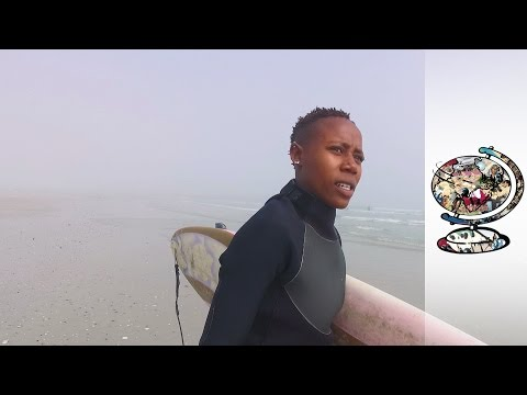 Surfing Offers South African Kids An Escape From Violence