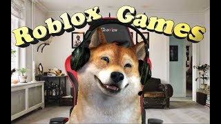 """Roblox Random games!"""" thank you for 20k doge family! """""""