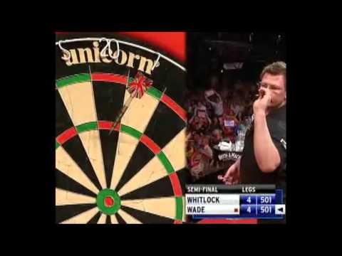 Semi Final Premiel League 2010 - Simon Whitlock vs. James Wade