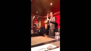 Nir Naaman @ Kitano Jazz Club