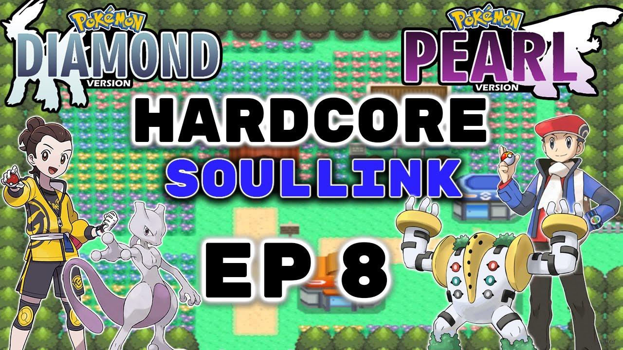Download GIVING BIRTH TO LEGENDS! - Pokémon Diamond & Pearl RANDOMIZED HARDCORE SOULLINK - EP8
