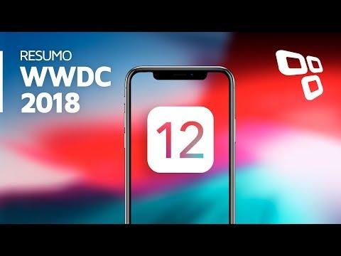 Todas as novidades da Apple - Resumo da WWDC18 - TecMundo