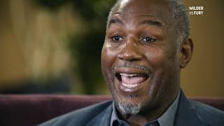 Lennox Lewis one-on-one interview on Deontay Wilder v Tyson Fury