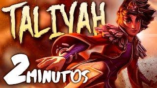 TALIYAH en 2 MINUTOS