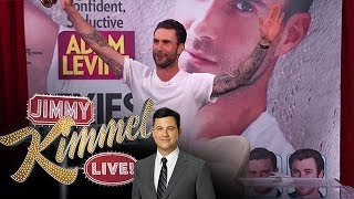 Adam Levine Accepts People