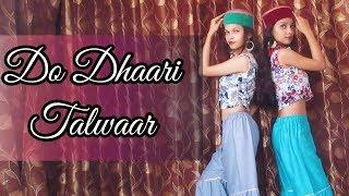 Do Dhaari Talwaar | Mere Brother Ki Dulhan | DUET WITH US | Katrina Kaif | Dance cover