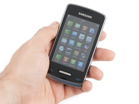 Samsung Wave Y Preview
